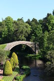 Auld Brig O'Doon, Alloway, Ayrshire, Scotland Royalty Free Stock Image