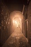 Aulla (Toscana) Foto de archivo libre de regalías