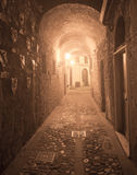 Aulla (Toscana) Immagini Stock Libere da Diritti