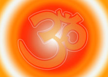 Aum icon Stock Images