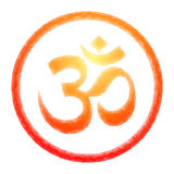 AUM Or Om Royalty Free Stock Photo