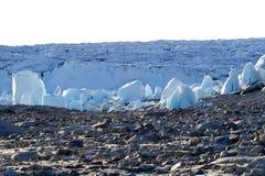 Aumentação da geleira Imagens de Stock