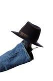 Aumentação do chapéu Imagem de Stock Royalty Free