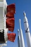 Aumentadores de presión de Rocket fotos de archivo libres de regalías