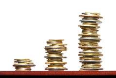 Aumente no lucro (as taxas) Fotografia de Stock