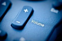 Aumente o volume! Imagem de Stock