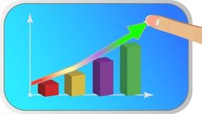 aumento Immagini Stock