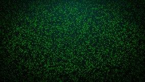 Aumento commerciale futuristico delle particelle del fondo di Internet Fotografie Stock