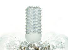 Aumento del LED fotografia stock libera da diritti