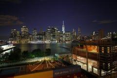 Aumento di Brooklyn Fotografia Stock Libera da Diritti