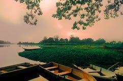 Aumento di Sun Fotografie Stock