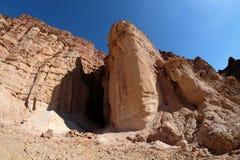 Aumento scenico in montagne di Eilat Immagini Stock Libere da Diritti