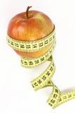 äpplet bantar Royaltyfri Bild