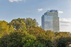 Aupark wierza w Bratislava, Sistani zdjęcia royalty free