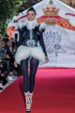 On aura tout vu spring summer 2012 fashion show Royalty Free Stock Photos