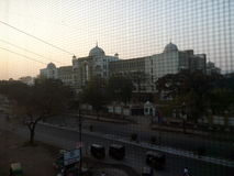 Aurangabad. Morning view of high court Royalty Free Stock Photography