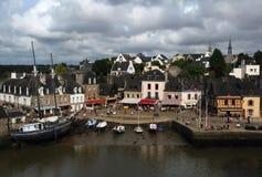 Auray, Bretagne Stock Foto's