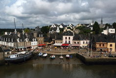 Auray, Brittany Photos stock