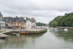 Auray in Brittany Stock Photos