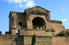 Aurelian ściany Rzym Obraz Stock