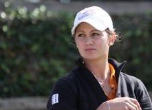 Aurelie Dupont (FRA) Dinard golf cup 2011, France Royalty Free Stock Photo
