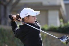 Aurelie Dupont (FRA) Dinard golf cup 2011, France Royalty Free Stock Image