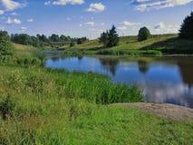 Aureola del río Imágenes de archivo libres de regalías