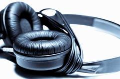 Auriculares Fotografía de archivo libre de regalías