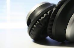 Auriculares Foto de archivo libre de regalías