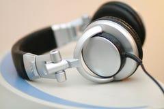 Auriculares Fotos de archivo libres de regalías