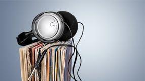 Auriculares imágenes de archivo libres de regalías