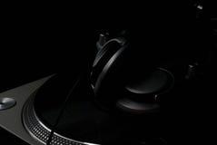 Auriculares de DJ Imagen de archivo