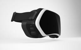 Auriculares de VR Foto de archivo libre de regalías