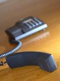 Auriculares do telefone Imagem de Stock Royalty Free