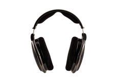 Auriculares musicales de alta fidelidad Foto de archivo