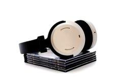 Auriculares sin hilos Imagenes de archivo