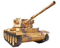 Auriga británico Mk.7 del tanque imagen de archivo libre de regalías