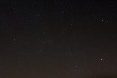 Auriga da constelação Imagens de Stock Royalty Free