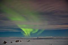 Aurora foto de stock
