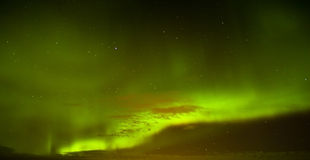 Aurora. The north light Royalty Free Stock Photography