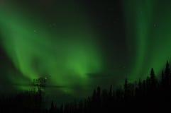 aurora Στοκ Φωτογραφία