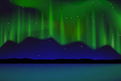 Aurora Royalty Free Stock Photo