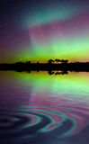 Aurora lizenzfreie stockbilder