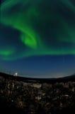 aurora Imagen de archivo libre de regalías