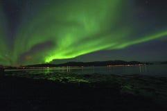 aurora Imágenes de archivo libres de regalías