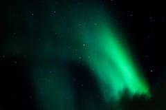 aurora Fotografía de archivo libre de regalías