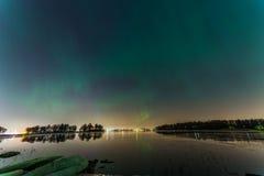 aurora Immagine Stock Libera da Diritti
