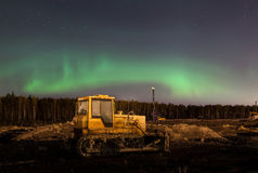 aurora Imagens de Stock