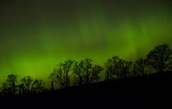 aurora stockbild
