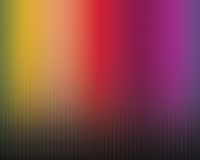 Aurora abstract background. In purple, yellow, red and magenta Royalty Free Stock Photography